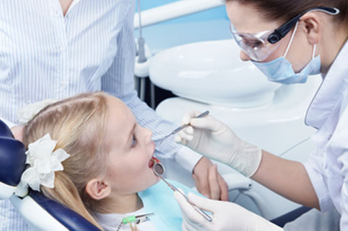 Planning Your Child's First Dental Visit [INFOGRAPHIC]